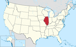Illinois-map